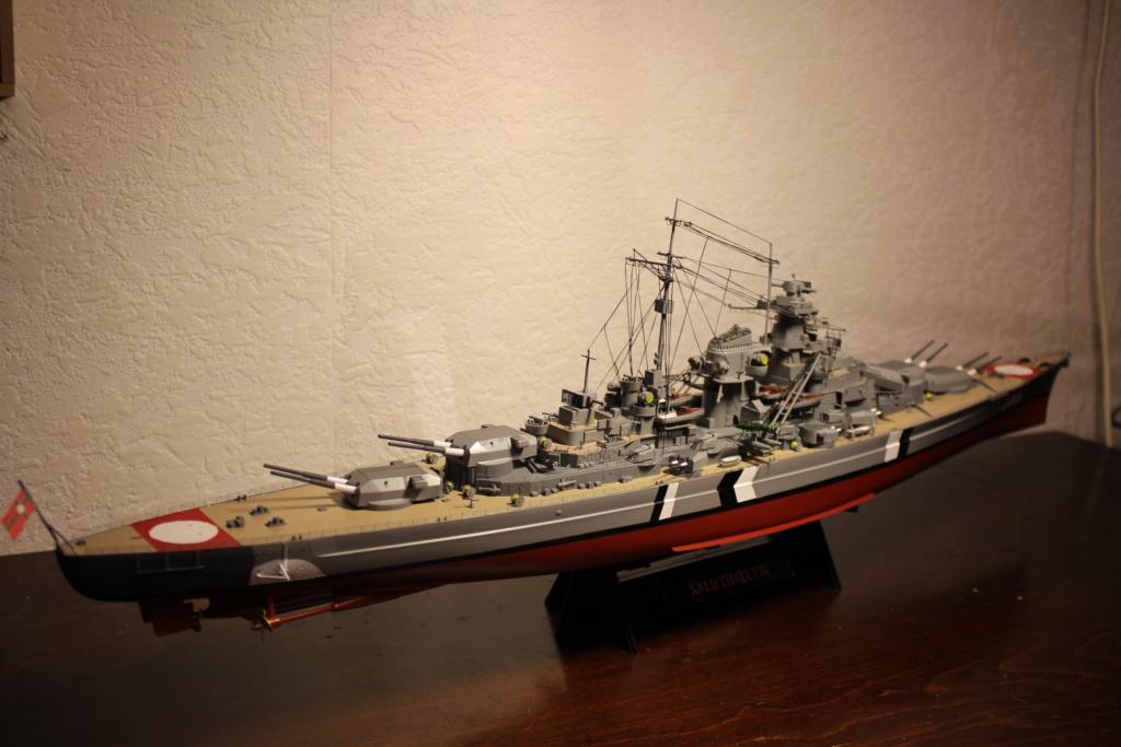Le Bismarck (Tamiya) 1/350 Img_8022