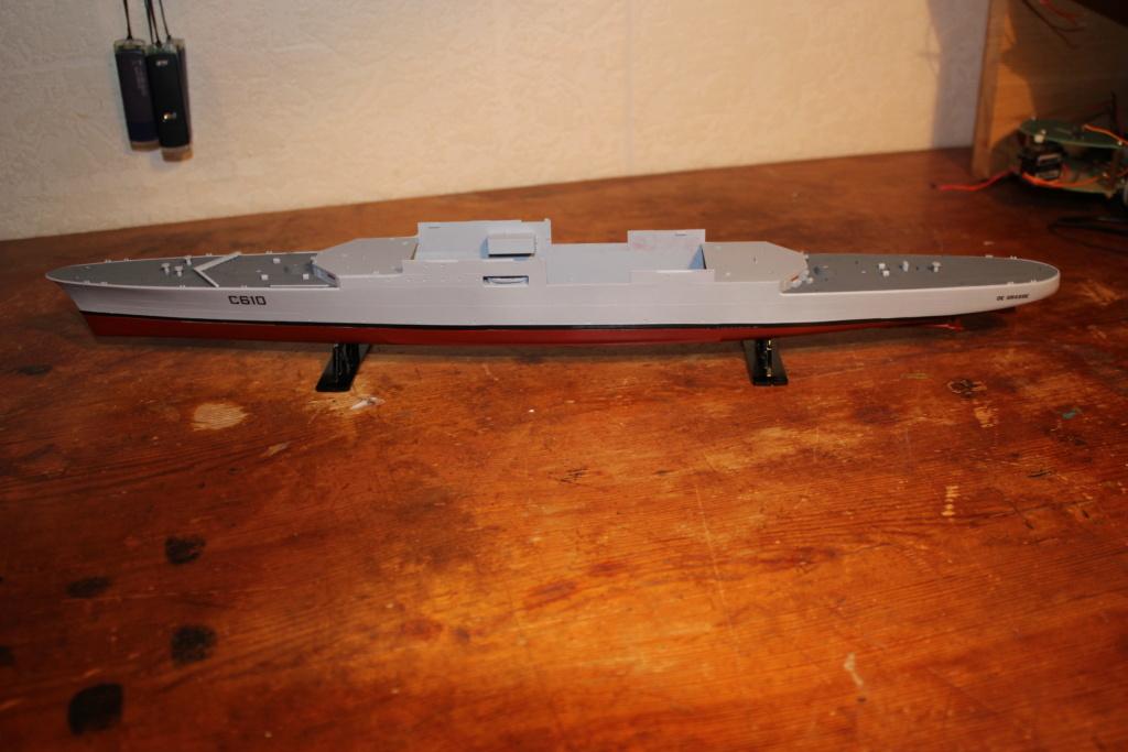 Croiseur anti-aérien DE GRASSE 1/400ème Réf 81039 Img_8044