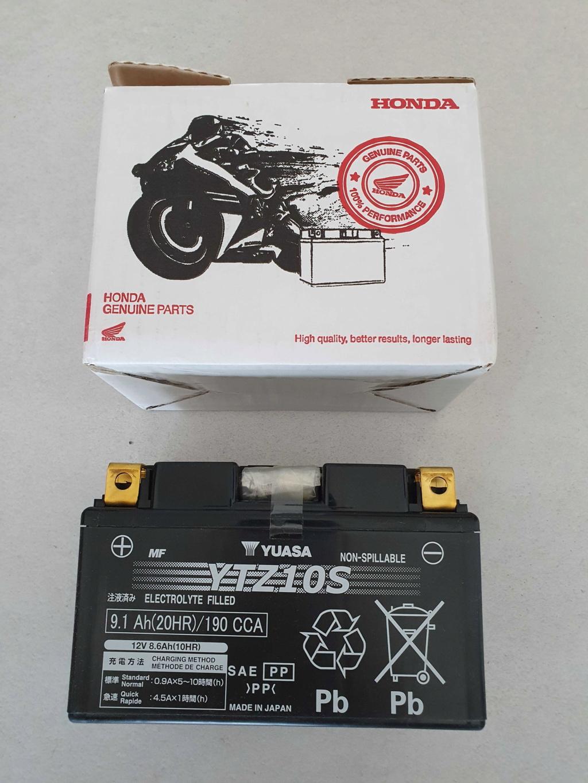 Commande Batterie Tracer 900 Better10