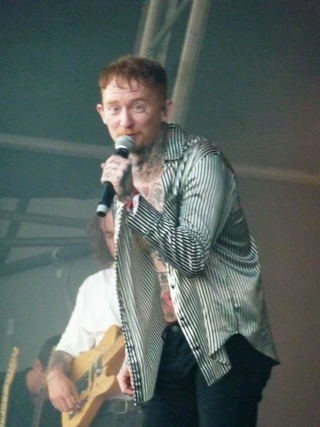 """Frank Carter & The Rattlesnakes. [""""End of suffering""""] (2019) - Página 8 P1100424"""