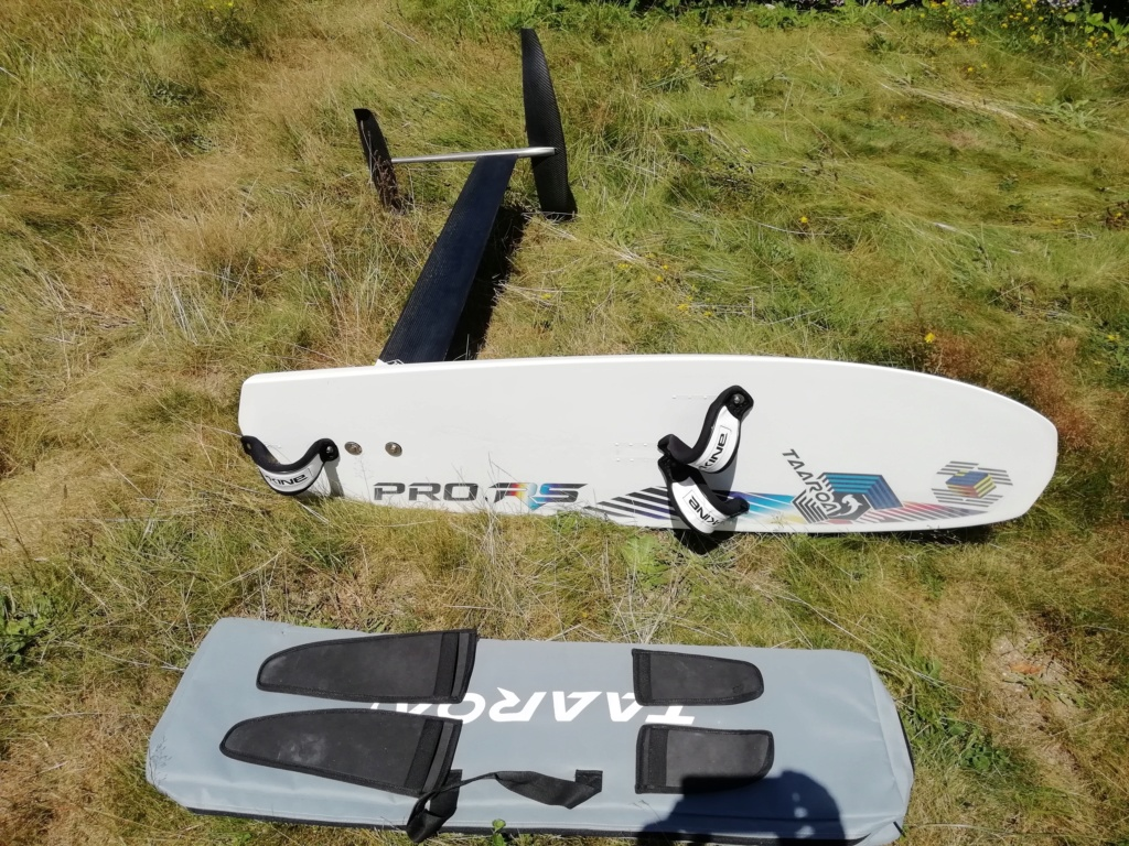 Foil Taaroa Sword RS 2018 + Planche RS (1800 euros) Img_2020