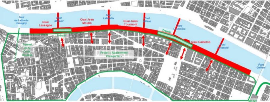 Urbanisme : Lyon Métropole part à la reconquête de la rive droite du Rhône ! Le_pro10