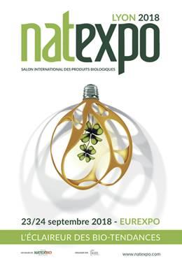 Natexpo, le salon du Bio pour les pros, s'implante à Lyon dès septembre 2018 Natexp10