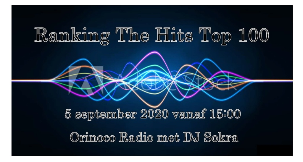 Za 5 Sep 15:00 Ranking The Hits Top 100 2019 Rth_to13