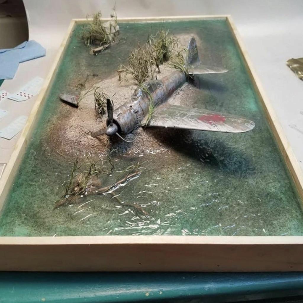 [ Revell ] Corsair essais de rénovation , transformation. FINI 08556311