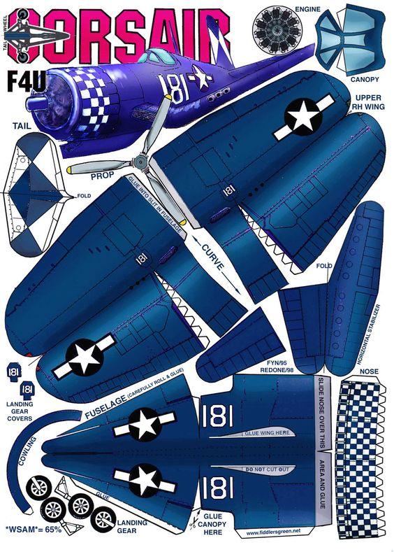 [Heller] ChanceVought Corsair F4U 3496fe10