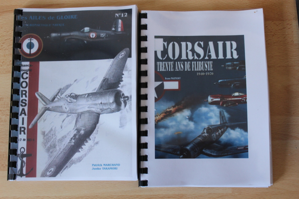 [Revell] Corsair ( Fini) - Page 2 Img_7960