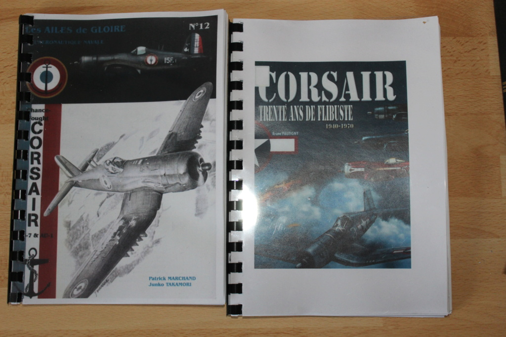 [Revell] Corsair ( Fini) - Page 2 Img_7961