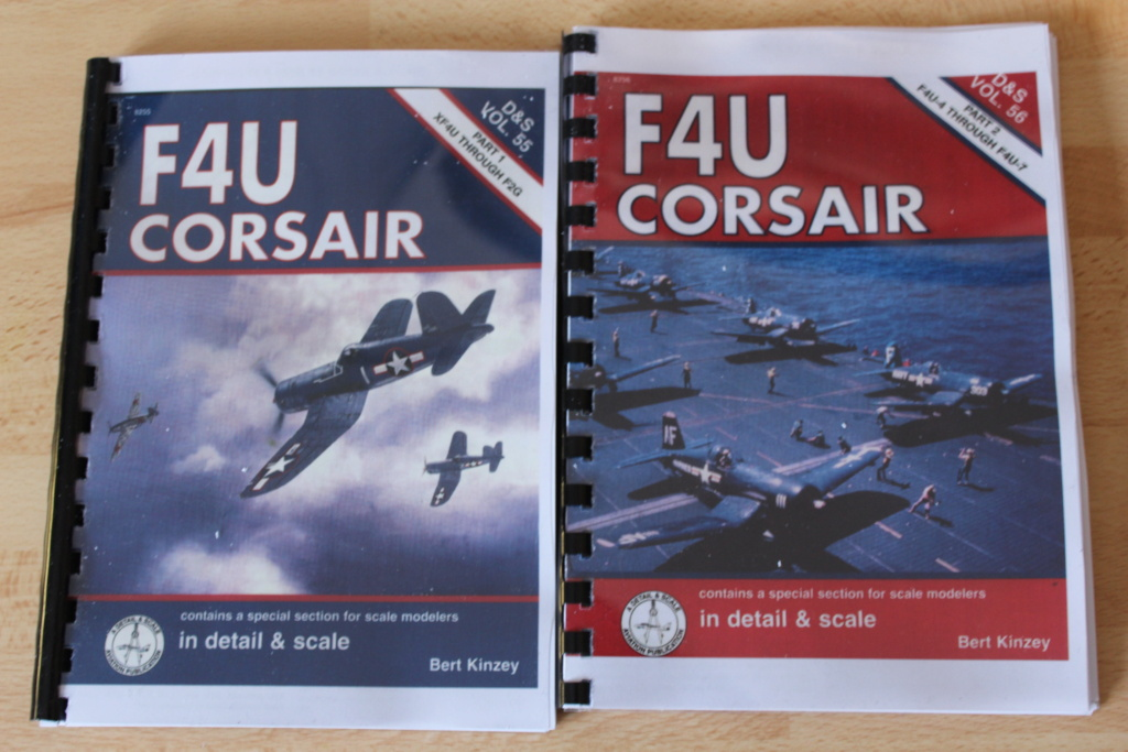[Revell] Corsair ( Fini) - Page 2 Img_7962