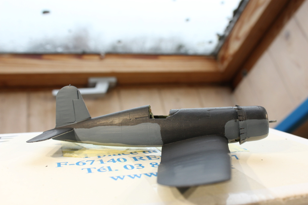 [Revell] Corsair ( Fini) - Page 2 Img_8022