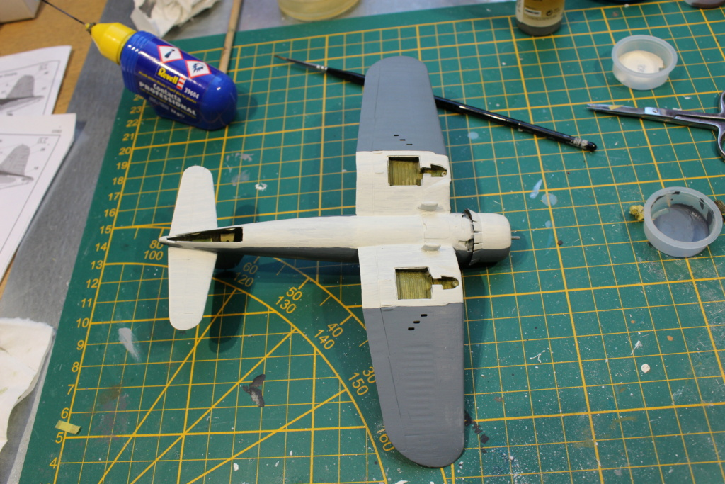 [Revell] Corsair ( Fini) - Page 2 Img_8025