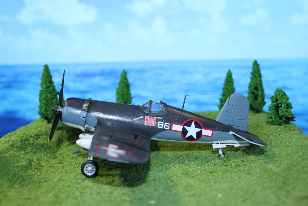 [Revell] Corsair ( Fini) - Page 2 Img_8043
