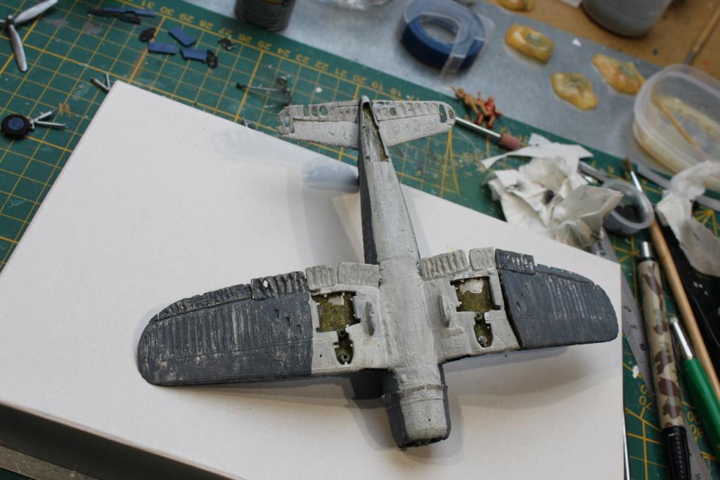 [ Revell ] Corsair essais de rénovation , transformation. FINI Img_8313