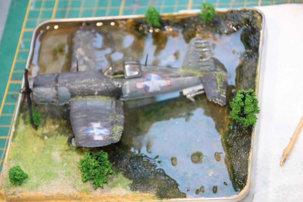 [ Revell ] Corsair essais de rénovation , transformation. FINI - Page 3 Img_8410