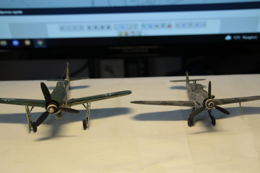 [Heller] Messerschmitt Me 109 K-4 ----- F I N I ----- Img_8431