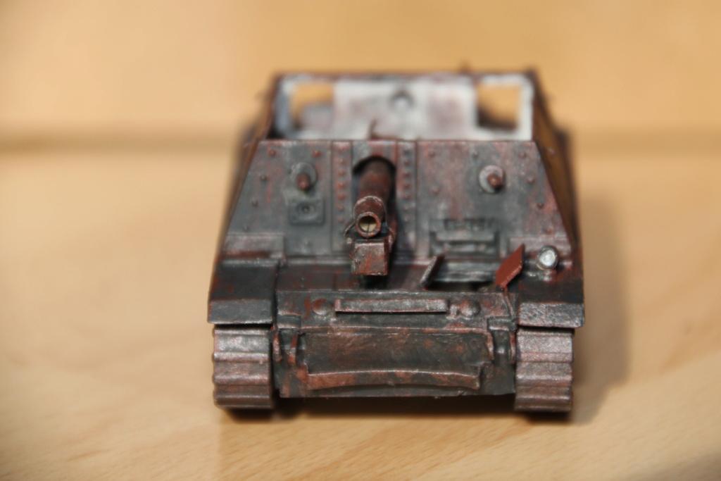 [Armourfast] Stug 33B pour tenir compagnie à PZMR + un peu de scratch. ( FINI) - Page 2 Img_8612