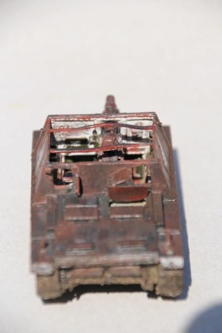 [Armourfast] Stug 33B pour tenir compagnie à PZMR + un peu de scratch. ( FINI) - Page 2 Img_8618