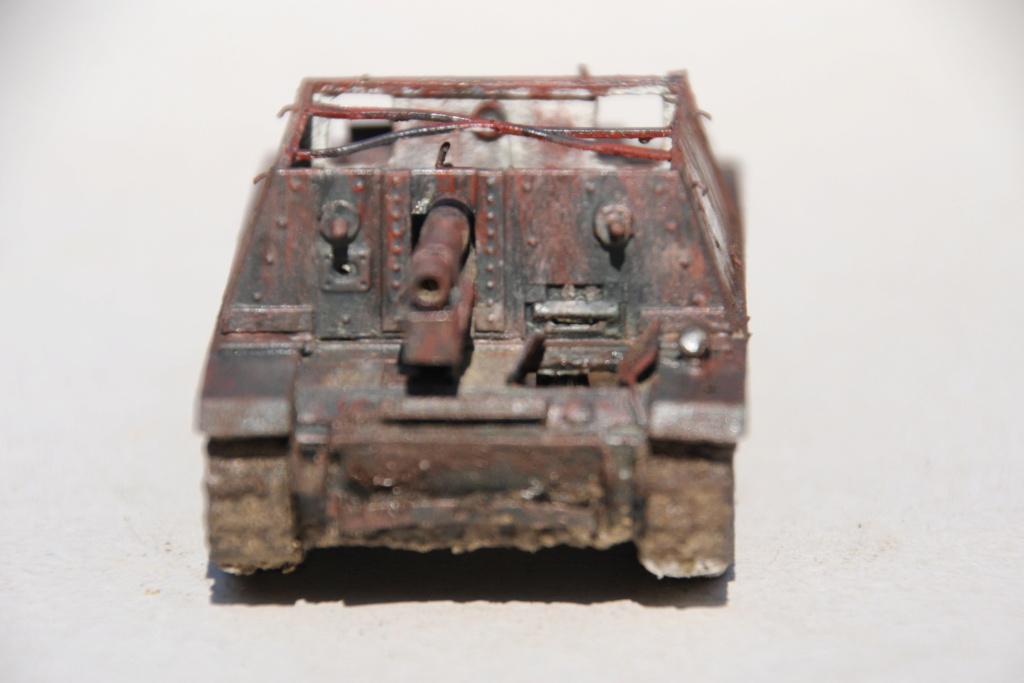 [Armourfast] Stug 33B pour tenir compagnie à PZMR + un peu de scratch. ( FINI) - Page 2 Img_8619