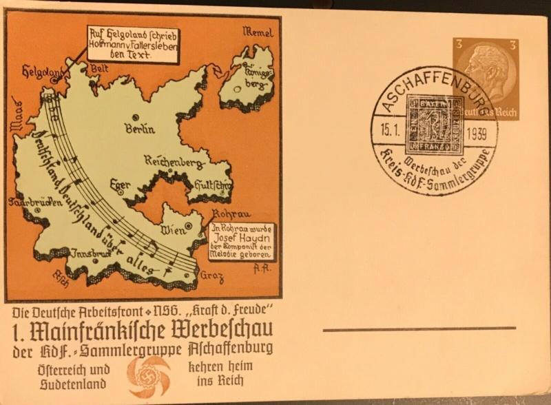 Achat de ce jour, carte propagande Allemand... S-l16045