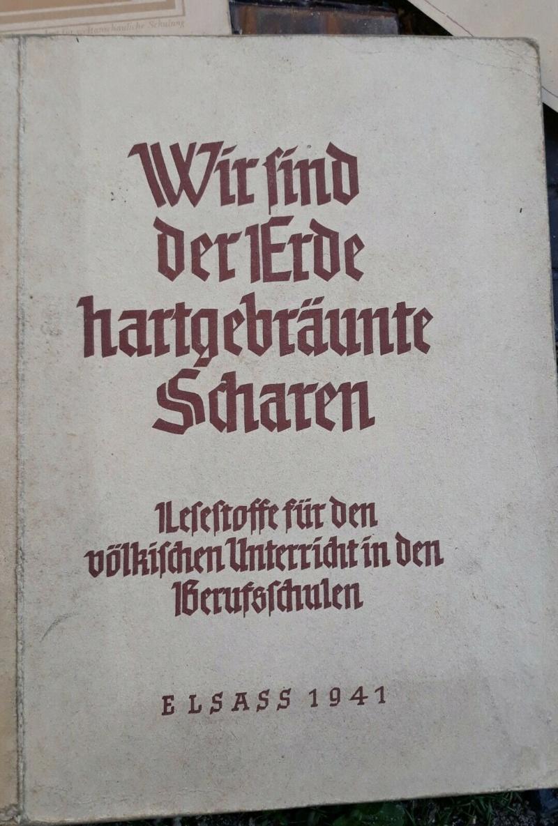 Achat de ce jour, carte propagande Allemand... S-l16047