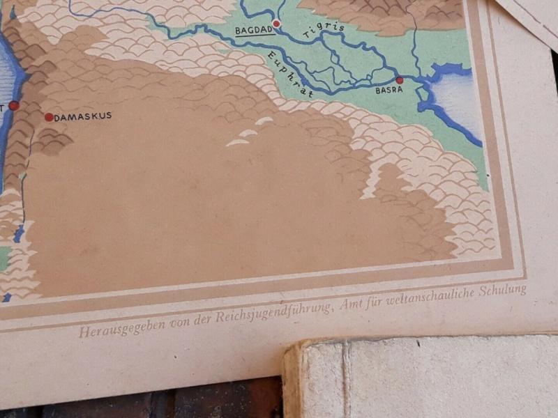 Achat de ce jour, carte propagande Allemand... S-l16050