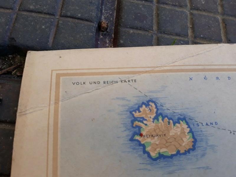 Achat de ce jour, carte propagande Allemand... S-l16051