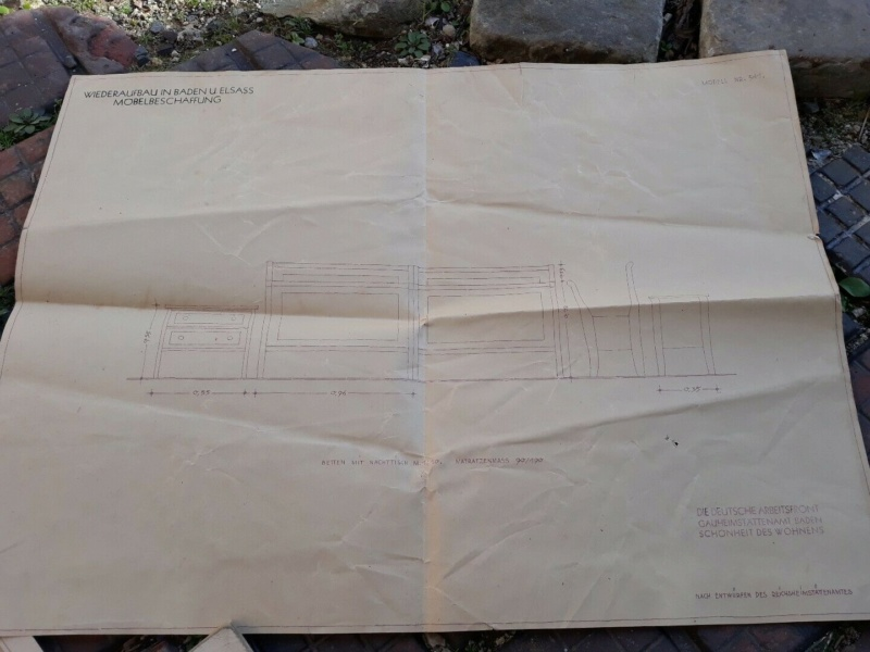 Achat de ce jour, carte propagande Allemand... S-l16052