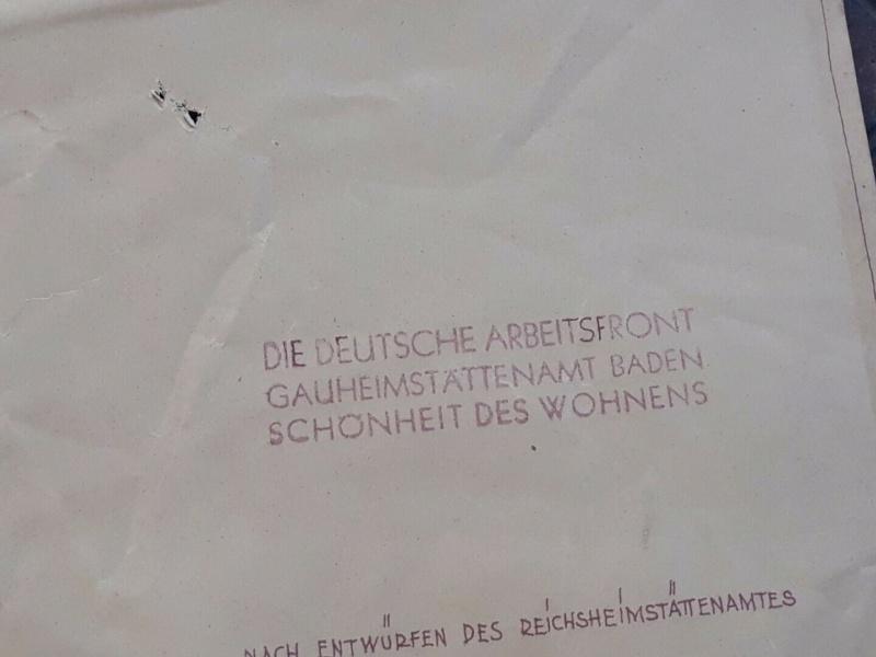 Achat de ce jour, carte propagande Allemand... S-l16054