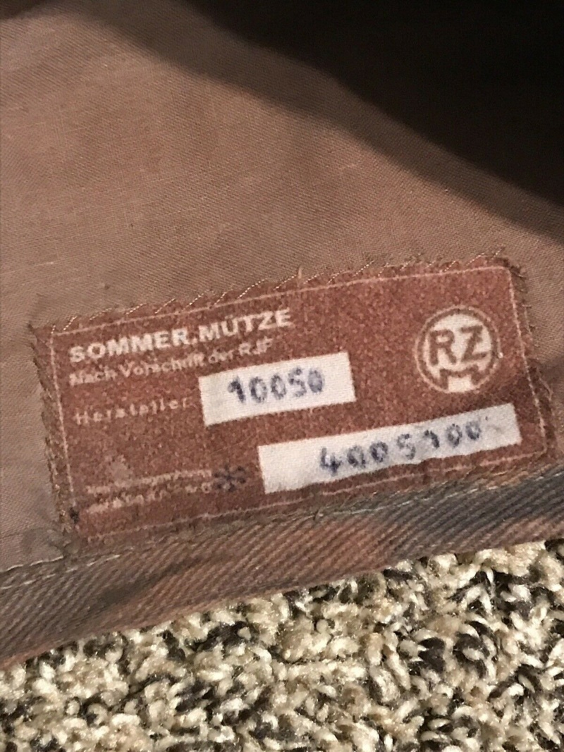 Original WW2 German Youth Tunic Uniform And Side Cap ? S-l2310