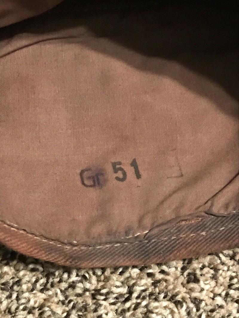 Original WW2 German Youth Tunic Uniform And Side Cap ? S-l2410