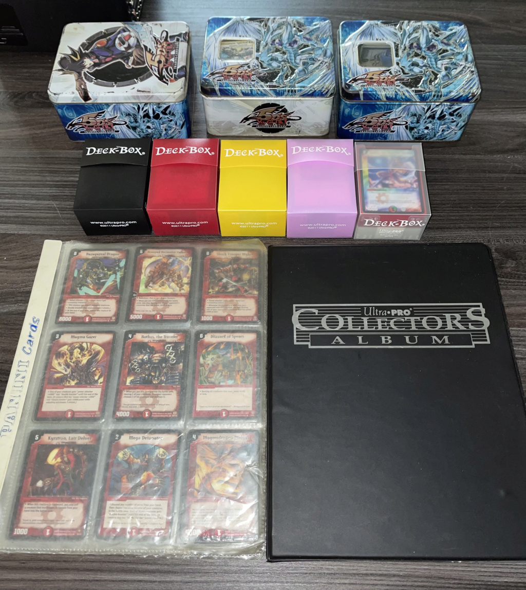 Duel Masters Super Collection for sale B0bfda10
