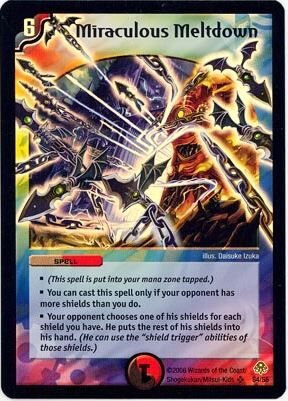 Miraculous Meltdown - THE most underrated card you never saw coming Miracu11