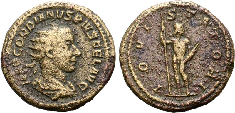 Dupondius (?) de Gordien 3 9094_410