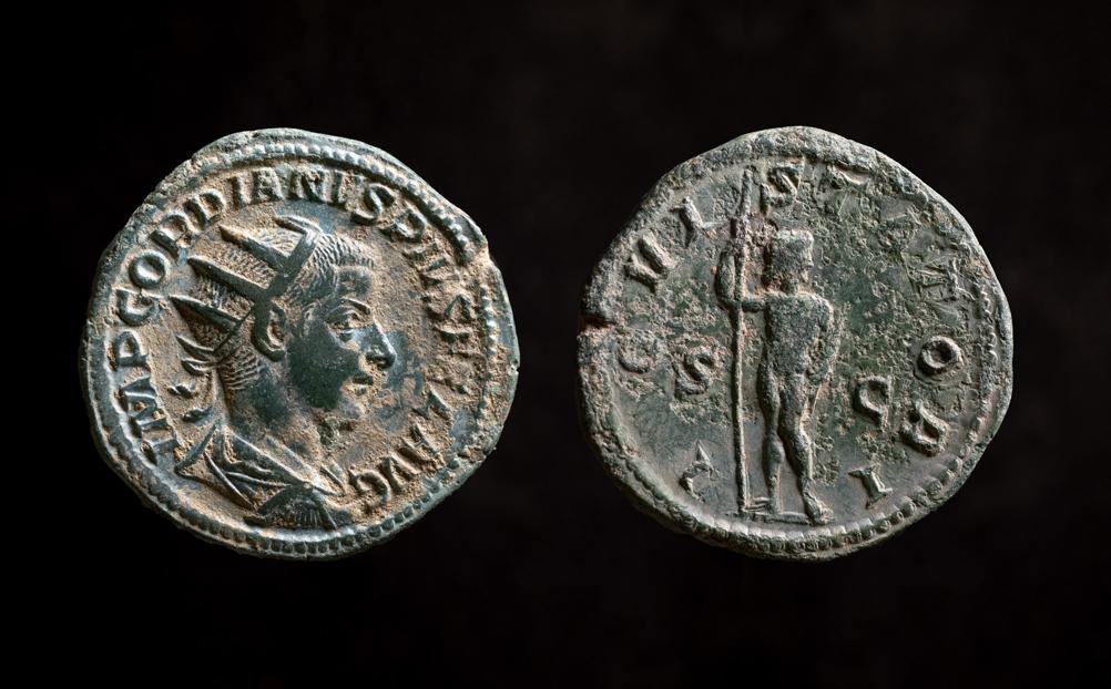 Gordien III, série IOVI STATORI Gord3012