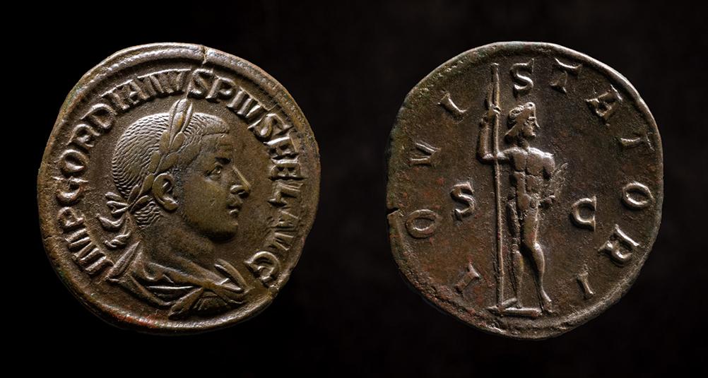 Gordien III, série IOVI STATORI Gord3014