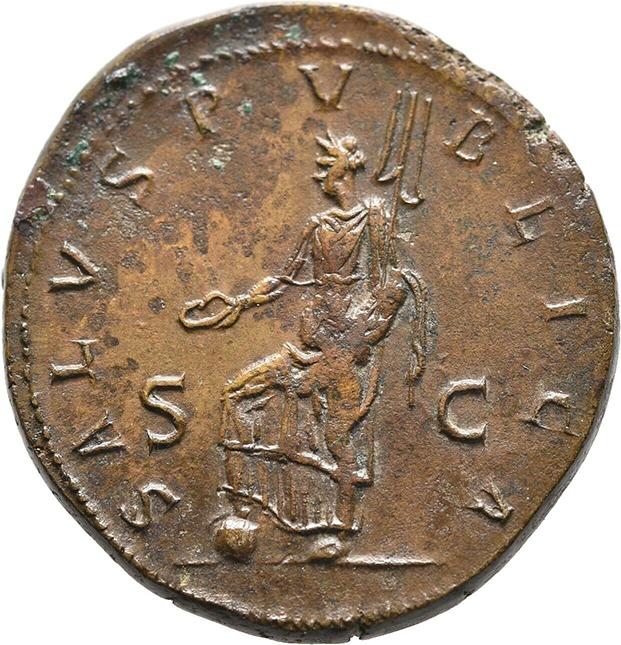 Dupondius d'Hadrien douteux ? S-l16016