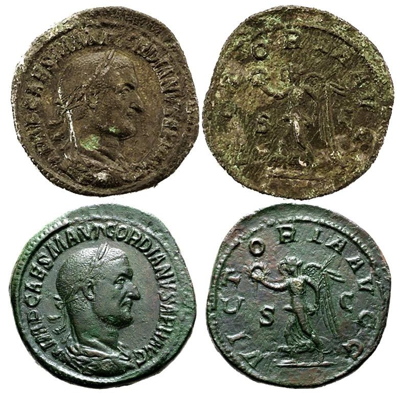 Bronzes antiques regravés : avant - après - Page 3 Screen17