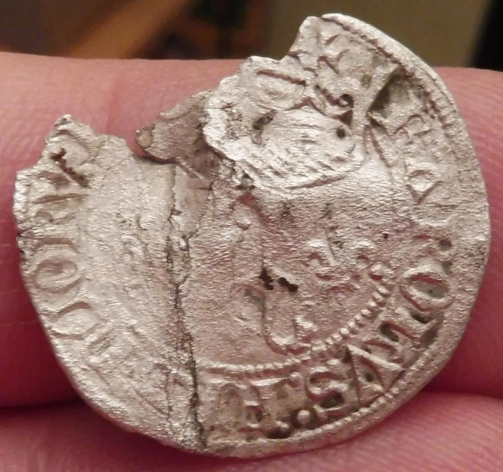Petit blanc au K fatigué pour Charles VII ... 112
