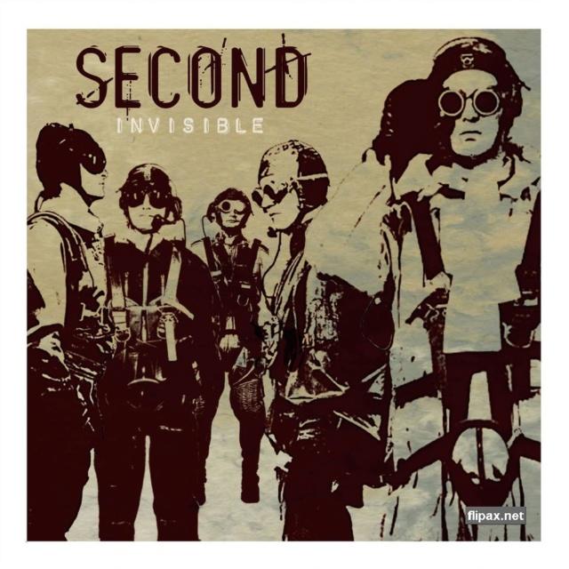 Second - Invisible (2006) [Descargar] [Mp3] [320 Kbps] [Rock independiente] Second10
