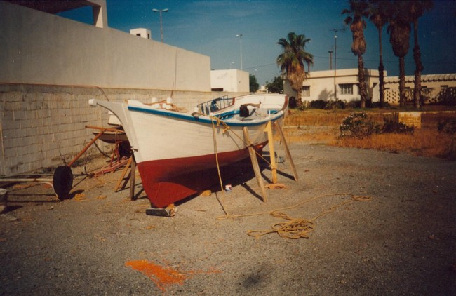 """[ Marine à voile ] Mon """"boutre"""" marocain. 9_pose10"""