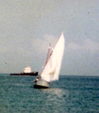 """[ Marine à voile ] Mon """"boutre"""" marocain. En_mer12"""