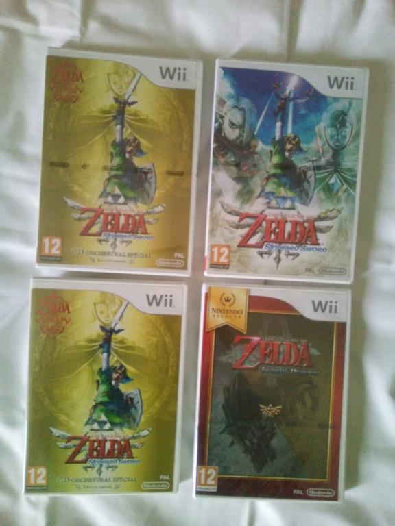 [ECH] (VDS) Zelda, DS, MD, 3ds, PS4 ** Baisse de prix ** Img_2118