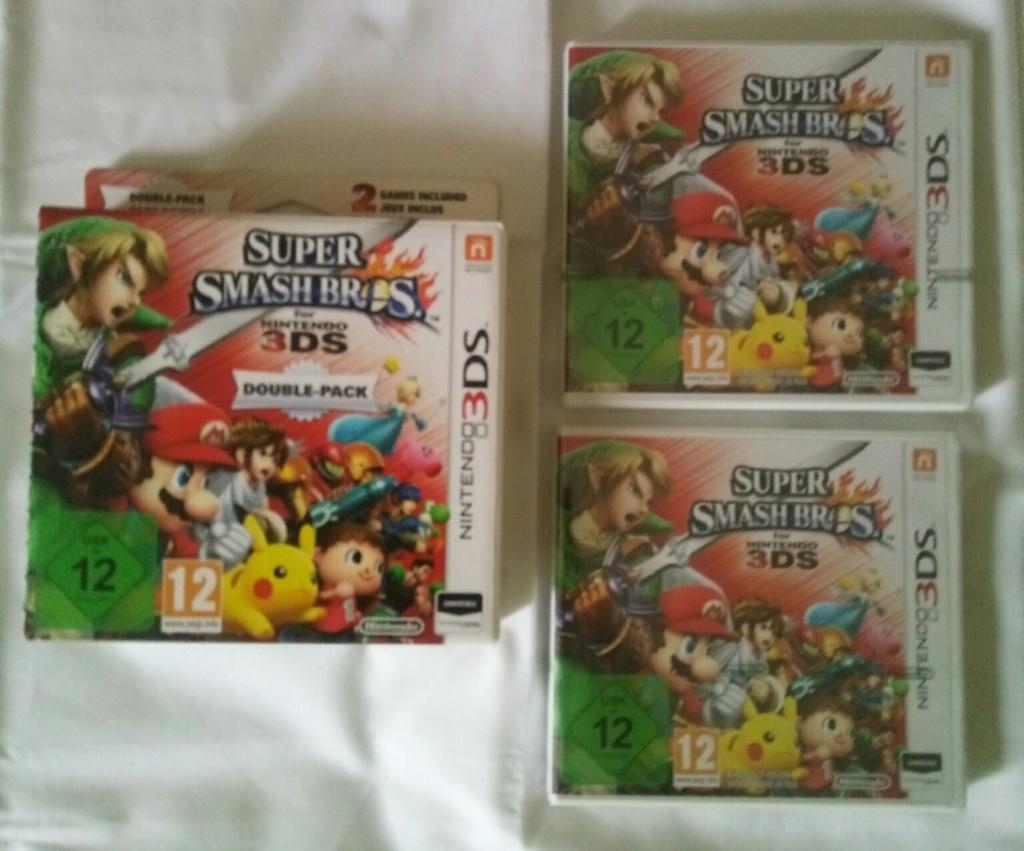 [ECH] (VDS) Zelda, DS, MD, 3ds, PS4 ** Baisse de prix ** Img_2119