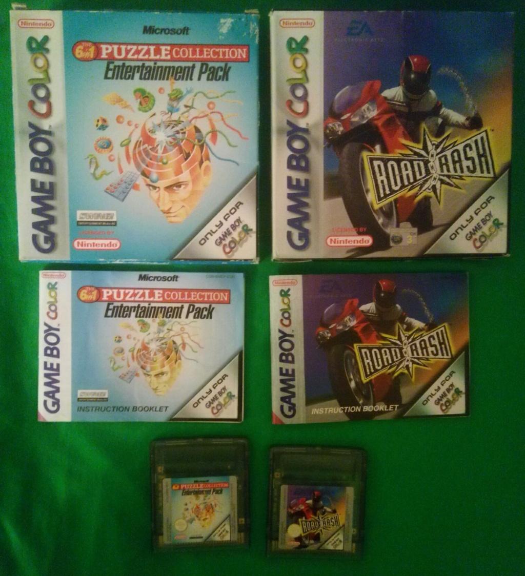 [ACH] Jeux game boy color et Nintendo 64  Img_2182
