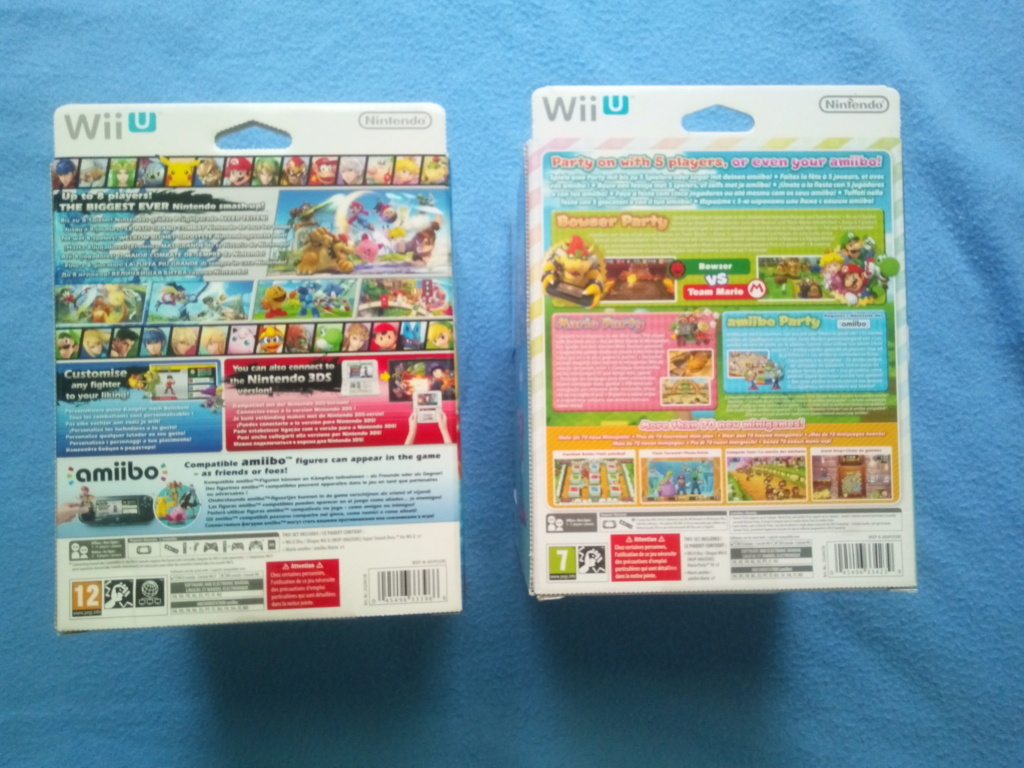 [ECH] (VDS) Zelda, DS, MD, 3ds, PS4 ** Baisse de prix ** - Page 3 Img_2218