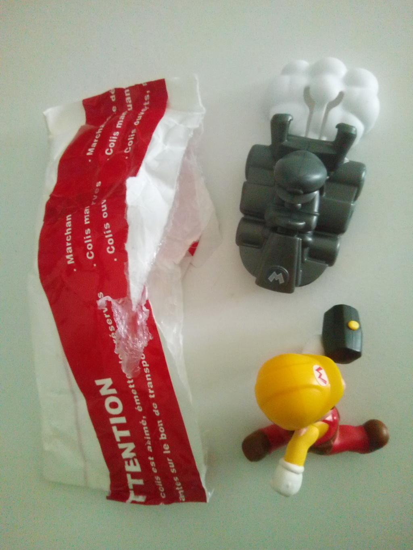 [RECH] jouets burger king nintendo Img_2318