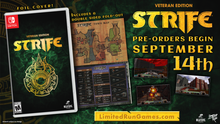 Limited Run Games - Page 7 Strife10