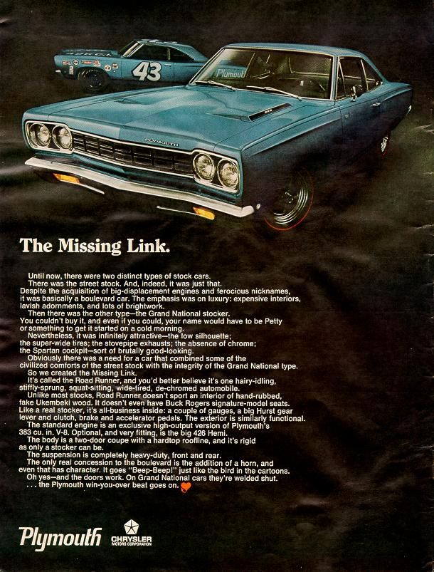Plymouth Road Runner 1968 1968_p14