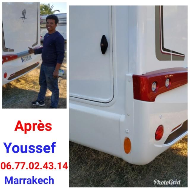 [INFOS Techniques] réparation carrosserie à Marrakech Photog14