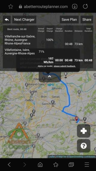 ZE50 : Estimation de la capacité utile de la batterie grâce à vos trajets ! - Page 4 Screen18